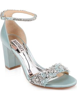 Badgley Mischka Finesse Ankle Strap Sandal by Badgley Mischka Collection