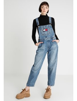 Regular Dungaree   Tuinbroek by Tommy Jeans