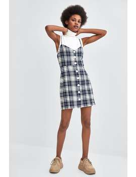 Check Mini Dress  From 60 Percents Off Woman Sale by Zara