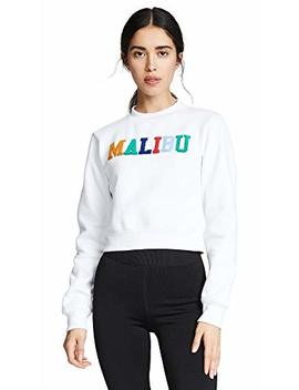 Kendall + Kylie L/S Crop Crew by Kendall 2 B+Kylie