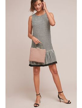 Gingham Shift Dress by Dolan Left Coast