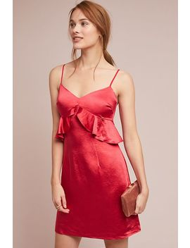 Felicity Ruffled Dress by Lucy Paris