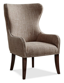 Jerry Button Tufted Accent Chair, Quick Ship by Carriage & Co.