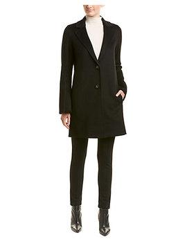 T Tahari Missy Jayden Wool Blend Coat by T Tahari
