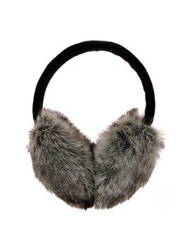 Zlyc Womens Girls Winter Fashion Adjustable Faux Fur Ear Muffs Ear Warmers by Zlyc