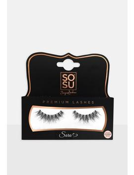 Sosu Sara Premium Eyelashes by Missguided