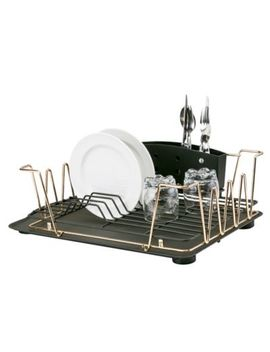 Macbeth Collection Matte 3 Piece Contemporary Dish Rack by Bed Bath And Beyond