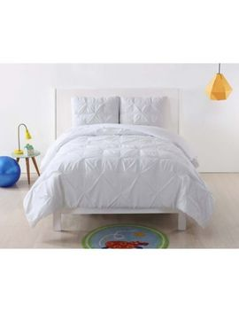 Laura Hart Kids Pleated Comforter Set by Bed Bath And Beyond