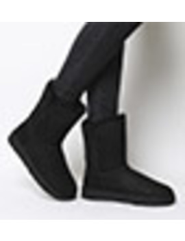Classic Cuff Short Boots by Ugg