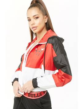Nba Chicago Bulls Windbreaker by Forever 21