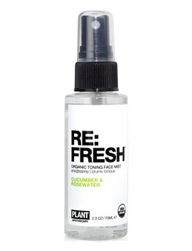 Re: Fresh Organic Toning Face Mist by Plant Apothecary