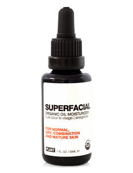 Superfacial Organic Oil Moisturizer For Normal, Dry, Combination & Mature Skin by Plant Apothecary