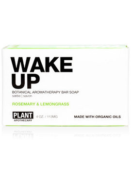 Wake Up Bar Soap by Plant Apothecary