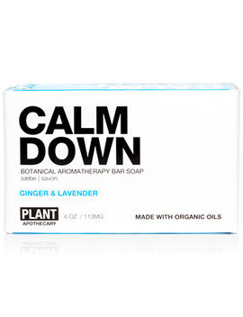 Calm Down Bar Soap by Plant Apothecary