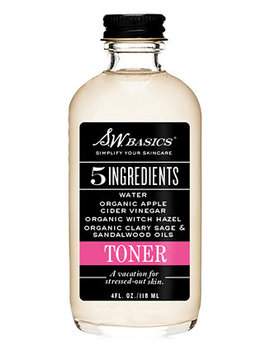 Toner, 4 Fl. Oz. by S.W. Basics