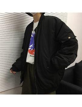 Genki Groove   Zip Padded Bomber Jacket by Genki Groove