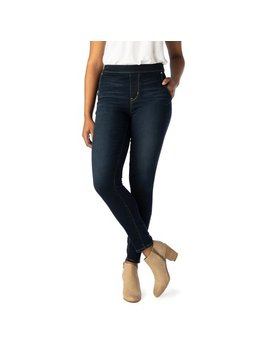 Signature By Levi Strauss & Co. Women's High Rise Pull On Jeggings by Signature By Levi Strauss & Co.