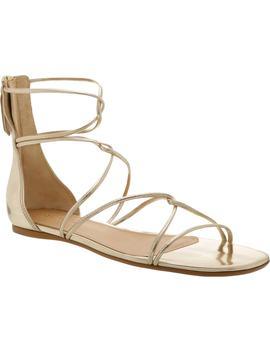 Fabia Gladiator Sandal by Schutz