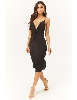 twist-front-cami-dress by forever-21