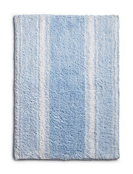 "Last Act! Cotton Reversible 20"" X 32"" Bath Rug, Created For Macy's by Martha Stewart Collection"