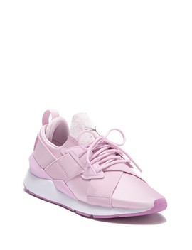 Muse Satin Ii Sneaker by Puma