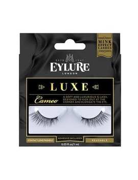 Eylure Luxe Collection Mink Effect Eyelashes Cameo by Superdrug