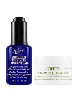 Kiehl's Avocado Eye Treatment & Midnight Recovery Bundle by Kiehl's