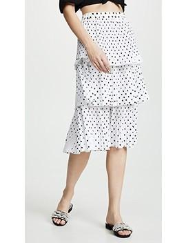 Cha Cha Skirt by Yumi Kim