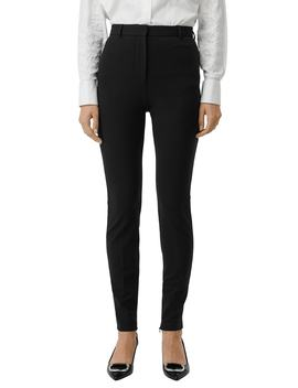 Kirkby Skinny Pants by Burberry