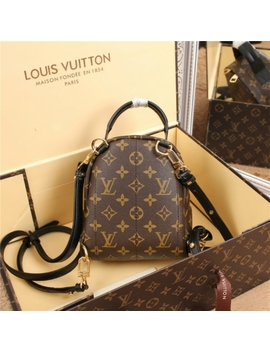 Louis Vuitton Women Mnni Backpack Handbags Shoulder B by I Offer