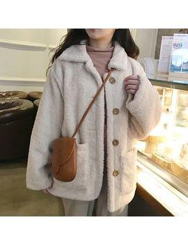 Shopherd   Fleece Button Jacket by Shopherd