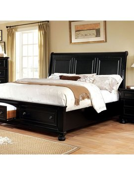 Canora Grey Bayhills Storage Panel Bed by Canora Grey