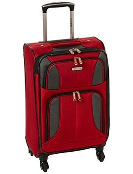 "Samsonite Aspire Xlite Expandable Spinner 20"", Red by Samsonite"