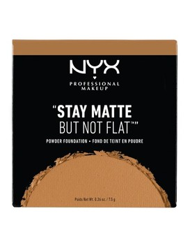 "Nyx Professional ""Stay Matte But Not Flat"" Powder Foundation   Tan Shades by Nyx"