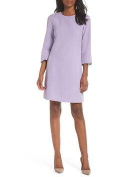 Kors Crepe Shift Dress by Vince Camuto