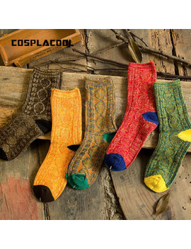 [Cosplacool]Warmer Wool Sen Department Candy Color Socks Women Femme Creative Japan Harajuku Meias Funny Socks Calcetines Mujer by Cosplacool
