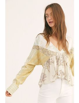 Aloha State Of Mind Top by Free People