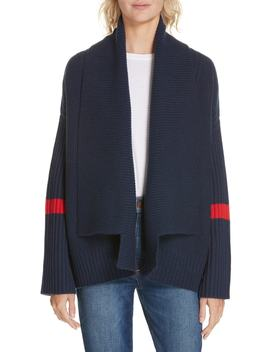 Textured Cashimere Cardigan by Nordstrom Signature