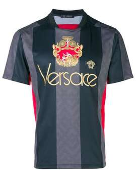Camicia Con Logo by Versace