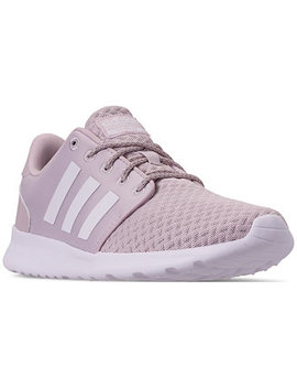 Women's Cloudfoam Qt Racer Casual Sneakers From Finish Line by Adidas
