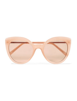 Grace Cat Eye Acetate Sunglasses by Andy Wolf