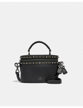 Selena Trail Bag With Crystal Embellishment by Coach