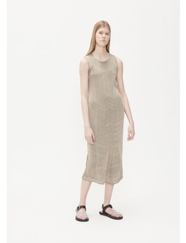 Sleeveless Rib Knit Dress by Mm6 Maison Margiela