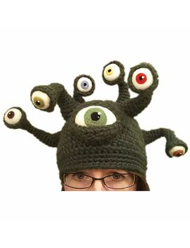 Allkpoper  Tentacle Octopus Funny Hat Beanie For Women Hand Make Hats Caps Men Winter Warm Hats For Women Gorros Mujer Invierno by Allkpoper
