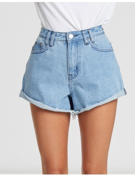 Calli Denim Shorts by Calli