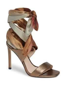 Vanne Ombré Wraparound Sandal by Paige