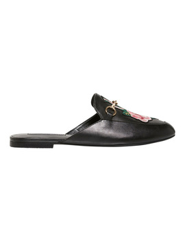 Divina Black Mule by Windsor Smith