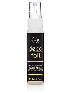 I Craft Deco Foil Liquid Adhesive 2.1 Fl Oz by I Craft