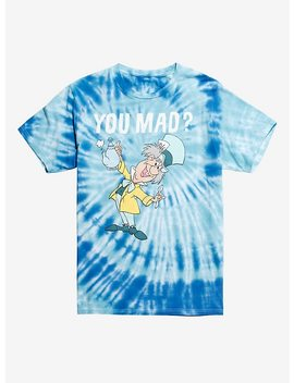 Disney Alice In Wonderland Mad Hatter Tie Dye T Shirt by Hot Topic