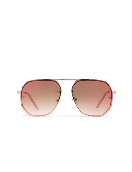 Premium Mirrored Aviator Sunglasses by Forever 21